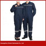 Combinaison faite sur commande de vêtements de travail de vêtement de travail d'usure d'ouvrier de logo (W59)