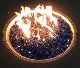 """"""" calo quadrato dell'acciaio inossidabile 30 nella vaschetta del pozzo del fuoco"""