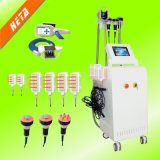 Carrocería de múltiples funciones usada médica del laser RF Cryo de Lipo del salón que adelgaza el equipo de la belleza para la venta