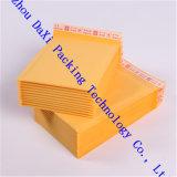 De waterdichte Gele Zak van de Bel van de Envelop van Kraftpapier