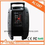 Heißer Verkaufs-Lautsprecher-beweglicher Laufkatze-Lautsprecher in 12 Zoll
