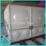 Cúbicos personalizada tanque de almacenamiento de agua de fibra de vidrio.