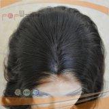 Glueless 실크 최고 가득 차있는 레이스 사람의 모발 가발 (PPG-l-0779)