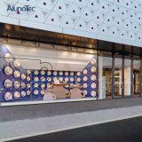 Perforated алюминиевая прессформа украшения фасада