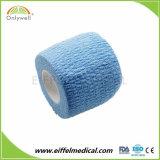 熱い販売の医学の使い捨て可能な凝集の乳液自由な伸縮性がある包帯