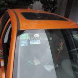 駐車のためのImpinj Monzar6のタンパーの証拠UHF RFIDの風防ガラスの札