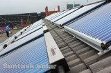Collettore a energia solare del riscaldamento ad acqua calda dell'hotel