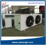 Os Evaporadores de ar resfriado, os evaporadores de tubos de cobre