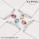 43837 Xuping последнюю версию Gold цепочка цепь модель кристаллов с кристаллами Swarovski Ювелирные изделия