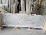 En marbre blanc chinois petites dalles de marbre blanc
