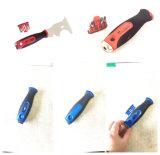 15 dans un grattoir multifonctionnel de couteau de mastic avec le traitement de TPR