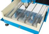 4 Máquina de gravura de madeira do eixo motor servo CNC