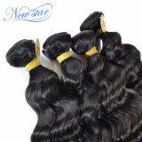 Быстрая доставка малайзийской ослабление волн Virgin человеческого волоса плетение