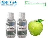 Fragancia líquida verde del concentrado aromático de Xian Taima Apple para el líquido del cigarrillo de E/el jugo de Vape
