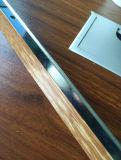 Barre en bois de la veine T, T-Réseaux de plafond (acier galvanisé 32H)
