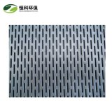 China Fornecedores Folha de tela metálica de malha perfurada