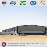 Estrutura de Aço de Baixo Custo Sinoacme o Prédio do Depósito da China