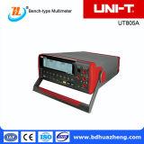 Digitale Multimeter van het Type van Bank van de Precisie van de eenheid Ut805A de Auto Uitstrekkende Hoogste
