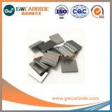 K20 Solid placas de carburo de tungsteno