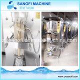 Empaquetadora de relleno líquida de la leche del jugo de la bolsita automática del agua potable con los bolsos