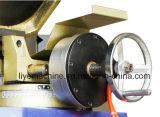 Yj-275q única cabeza de corte de tubo de acero de la sierra circular neumática máquina