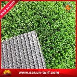 Grama artificial do fio Curly para o verde de colocação do golfe