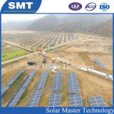 Солнечная система крепления соединения на массу для панели солнечных батарей