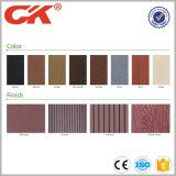 中国の木製のプラスチック合成の床板からのさまざまなサイズのAntisepsis WPCのDecking