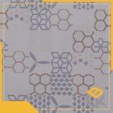 Papier imbibé par mélamine décorative 70-80g de la géométrie pour des meubles, étage, surface de cuisine de Manufactrure chinois