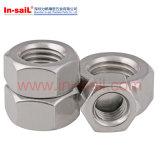 DIN431 ISO228 철사 일치에 있는 Nuts 관 로크 너트
