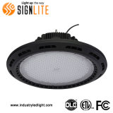 150W промышленного освещения светильники UFO форму светодиодный индикатор высокой Bay