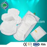 Certificados sin efectos secundarios de aniones materiales toalla sanitaria