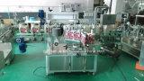 Automatische Shampoo-Lotion-reinigende Flaschen Barrels den zwei Seiten-Etikettierer