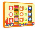 Cheer Recreation Kids Indoor Arithmetic Panel