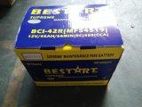 O BCI42r Mf54519 553CCA 12V 45AH Padrão Bci bateria de carro