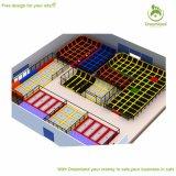 Entwurfs-grossen Innenluft-Trampoline-Park für gewerbliche Nutzung freigeben