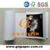 papel termal de la alta calidad del 110mm*20m para la impresora médica del ultrasonido