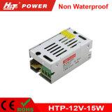 15W alimentazione elettrica costante di commutazione del driver 12V di tensione 12V LED
