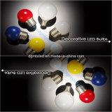 최신 판매 LED G30 딸기 전구