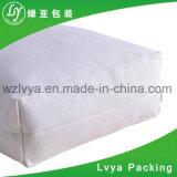 Saco de Drawstring personalizado superior do algodão da lona orgânica