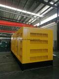 generatore diesel silenzioso 600kVA con Perkins