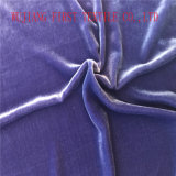 Ткань бархата высокого качества для платья