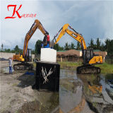 Bewegliches bestes verkaufenabsaugung-Sand-Bagger-Gerät für Verkauf