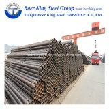ASTM A53黒いERWの鋼管のスケジュール40、のための黒い溶接の炭素鋼の管石油およびガス