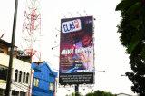 ブランク屈曲の旗、PVC Frontlit旗の広告材料
