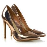 Nouvelle arrivée italien haut talon Sexy Mesdames chaussure pour robe de fête