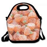 les sacs de déjeuner de sucrerie de Veille de la toussaint de l'impression 3D ont isolé les hommes de modules de fille de nourriture et les sacs à main imperméables à l'eau de garçons de bébés de gosses de femmes