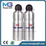 Promoción de Ventas caliente botella de viaje de aluminio