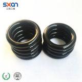 La producción en fábrica portátil personalizado de anillo de caucho NBR Colocación de sellos de juntas tóricas