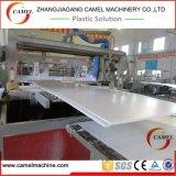 Placa decorativa da espuma do PVC dos painéis que faz a máquina/linha de produção